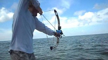Bow Fishing With Destin Inshore Charters